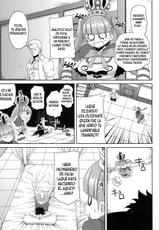 (C76) [Rojiura Jack (Jun)] THROUGH THE WALL (One Piece) [Spanish]-(C76) [路地裏JACK (Jun)] THROUGH THE WALL (ワンピース) [スペイン翻訳]