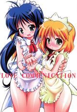 [Riroland] Love Communication (Keroro Gunsou, Mahoromatic) {Decensored}