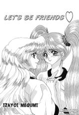 [Izayoi Megumi] Let's Be Friends  [English]