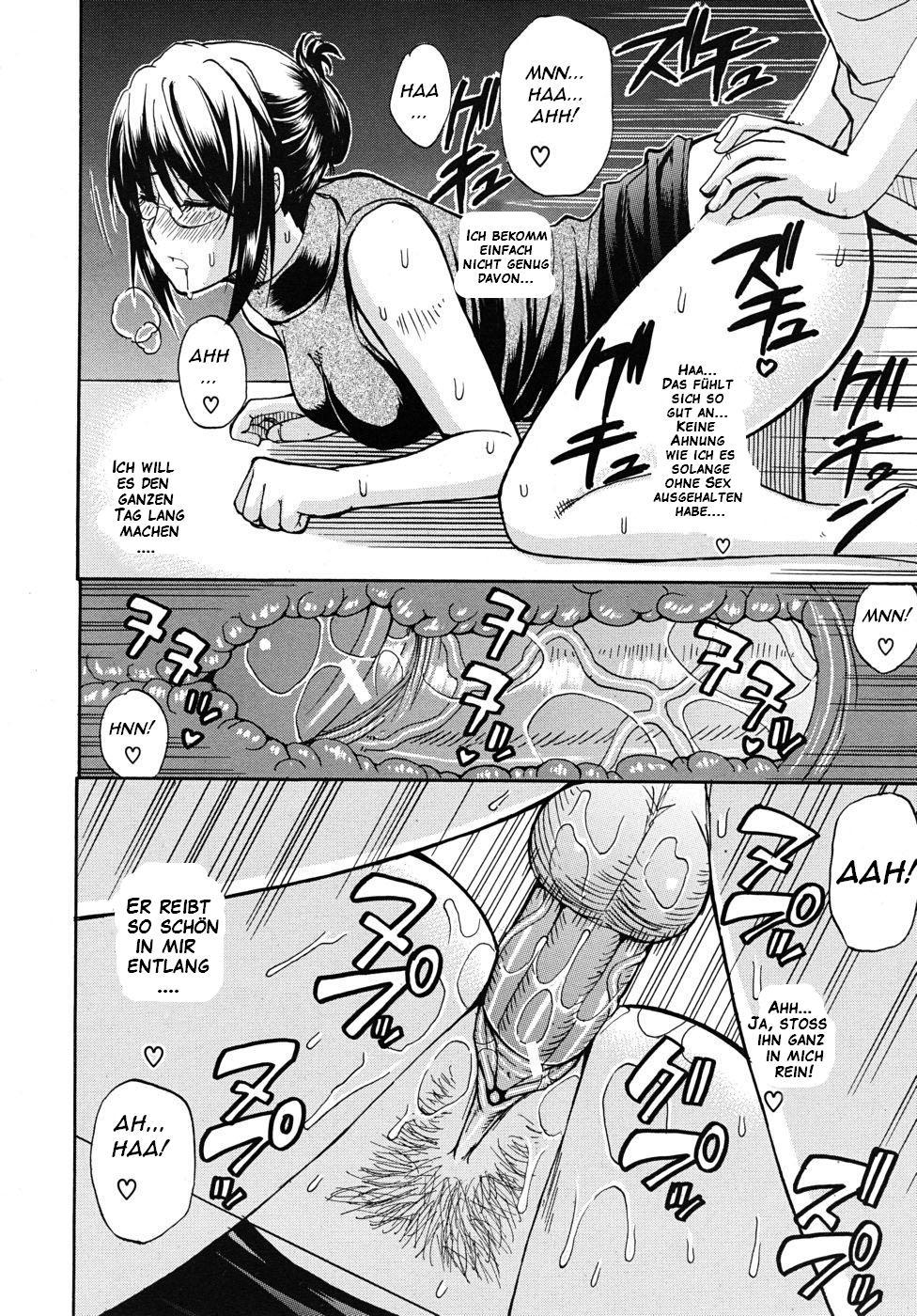 Manga Sex Deutsch