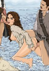 [Sinful Comics] Pirates of the Caribbean-