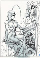 [Rich Larson] Haunted House of Lingerie #3 [English]-
