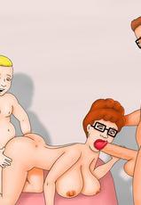 Advise Peggy hentai tram
