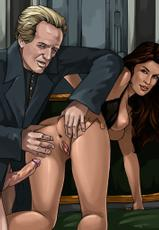Sinful Comics - Eva Mendes / Ghost Rider-